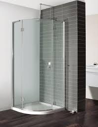 design quadrant single door shower enclosure in design luxury
