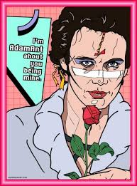 cool valentines cards cool s day cards featuring new wave superstars