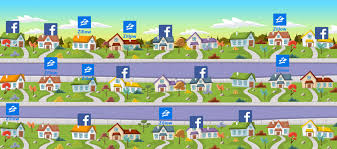 is facebook the new zillow for real estate ads