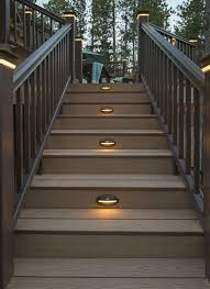 Home Hardware Deck Design Best 25 Deck Stairs Ideas On Pinterest Outdoor Deck Lighting