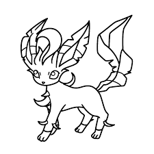 hd wallpapers pokemon coloring pages eevee evolutions