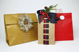 gift wrap bags make your own gift wrap steven and chris
