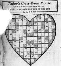 101 games pattern riddle crossword puzzles and newspapers monroe county history center