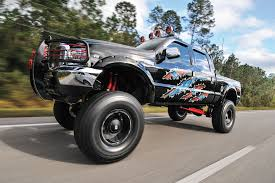 Ford F350 Monster Truck - 2004 ford f 250 super duty jacked up for a cause