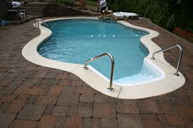 Pool Patio Pavers by Gallery Sanstone Creations
