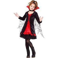 Vampire Costumes For Kids Lace Vampire Dress Costumes For Girls Ebay