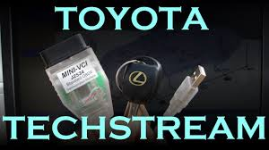 toyota lexus and scion toyota techstream software demonstration youtube