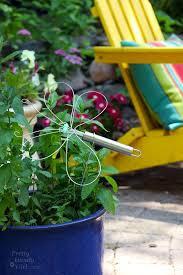 Metal Bugs Garden Decor Best 25 Dragonfly Garden Decor Ideas On Pinterest Recycled