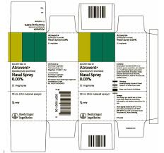 atrovent ipratropium bromide nasal spray 0 03 21 mcg spray