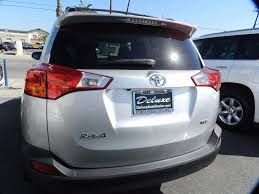 2013 used toyota rav4 xle low miles navigation back up camera
