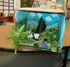 children u0027s projects jace projects pinterest dioramas and