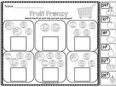 canadian money coins book printable free tpt math lessons
