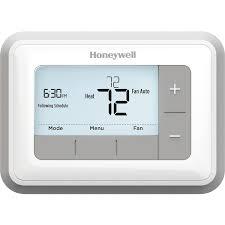 honeywell t5 7 day programmable thermostat sylvane
