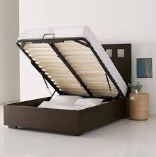 storage headboard plans designing inspiration hidden storage bed