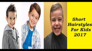 kids hairstyles 2017 u2013 the best short hairstyles for kids 2017
