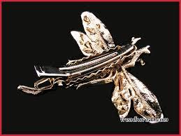 alligator hair index of ebay img accessories hair dragonfly alligator hair