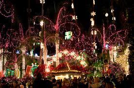 christmas lights riverside ca mission inn festival of lights by derek findery