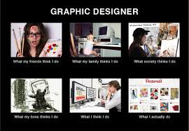 Graphic Designer Meme - meme watch what people think i do versus what i really do reminds