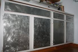 Metal Kitchen Cabinet Doors Paint Color Or Hardware For Kitchen Cabinets Industrial Style