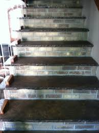 Concrete Step Resurfacing Products by Decorative Concrete Products Kansas City Will U0027s Concrete