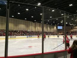 uga hockey at the classic center ice america