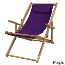 Sling Patio Chair Canvas Patio Sling Chair Free Shipping Today Overstock