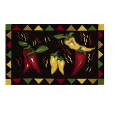 Vegetable Kitchen Rugs Colormate 40