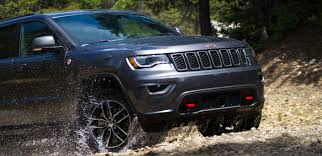 jeep grand cherokee rear bumper 2018 jeep grand cherokee photo and video gallery