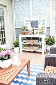 Patio Buffet Server by Best 25 Patio Bar Ideas On Pinterest Outdoor Patio Bar Diy