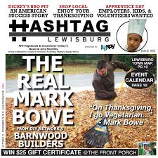 the real thanksgiving on the cover