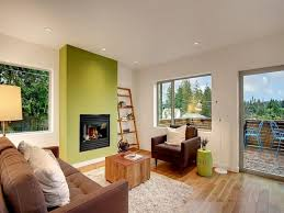 Yellow Accent Wall Wall Ideas Accent Wall Living Room Inspirations Design Ideas