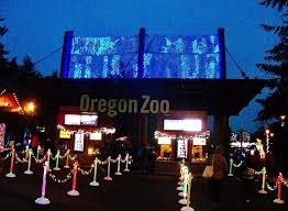 oregon zoo lights 2017 oregon zoo entrance picture of oregon zoo portland tripadvisor