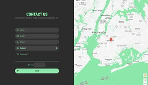 kontakto ajax contact form with styled map by templum codecanyon