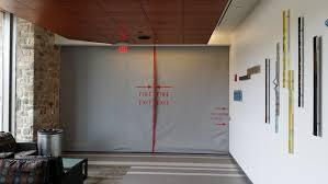 Automatic Fire Curtain Automatic Smoke Curtain Savae Org