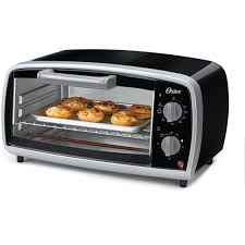 Black And Decker Spacemaker Toaster Oven Mainstays 4 Slice Toaster Oven Black Topoffersmall Com