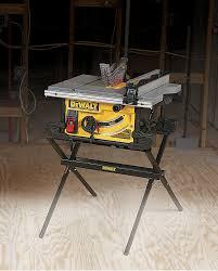 dewalt table saw folding stand dewalt 7490x tablesaw fine homebuilding