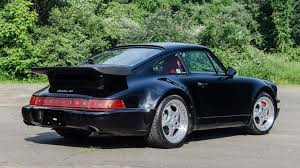 porsche 911 turbo 1994 1994 porsche 911 turbo coupe f155 monterey 2015