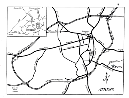 directions and maps the college of veterinary medicine at uga