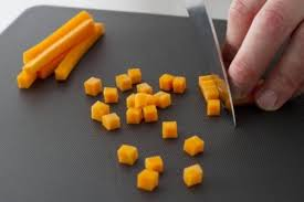 technique de cuisine comment tailler en dés technique de cuisine