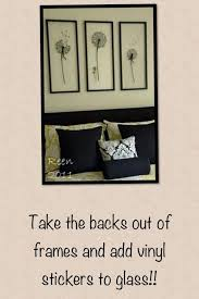 how to hang picture frames that have no hooks i absolutely love this there s no need to commit to vinyl stickers