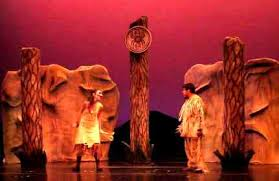 trail of tears play for schools and theatres