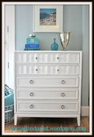 3 Vintage Furniture Makeovers For by Vintage Stanley Dresser Goes Modern Dresser Pure White And