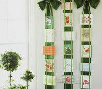 tree decorating ideas ribbon how to put on martha