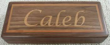 personalized wooden boxes custom wooden knife boxes