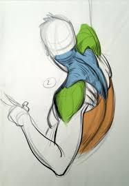 Cartoon Human Anatomy 465 Best Anatomy Images On Pinterest Drawing Figure Drawings