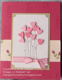 Creative Ideas To Make Greeting Cards - 25 easy diy valentine u0027s day cards