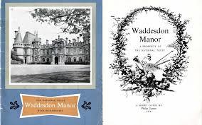 history of the house waddesdon manor