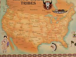 Clark College Map Native American Map I Believe Pawnee Should Be In Indiana I