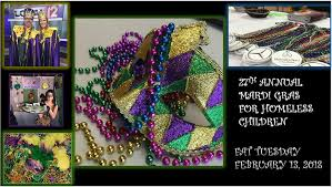 mardi gras for mardi gras for homeless children home