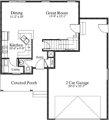 2 Story Great Room Floor Plans by 2 Story House Plans U2013 Needahouseplan Com
